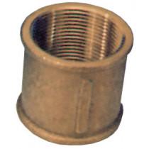 allpa brass straight couplings female