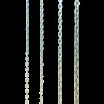 Galvanized Anchor Chain DIN766, 10mm, Bundle 50m ( price per meter )