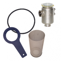 Separate parts for cooling water filter 001160