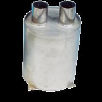 allpa Stainless Steel Waterlocks, vertical Volume 4,6 l