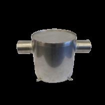 allpa Stainless Steel Waterlocks, vertical Volume 21 l