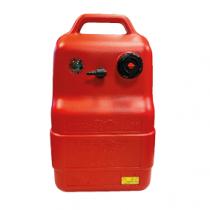 allpa Polyethylene Fuel tank 22l, met indicator