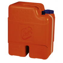 Plastic Fuel Tank / Jerrycan Plastic 22l, with Indicator and reserve