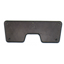 Transom Protection Pad ( inner side ), Black