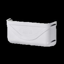 allpa plastic storage bin, 370x185x100mm