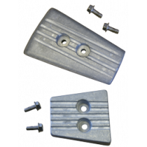 Aluminum Anode Kit Navalloy, Volvo SX-A / DPS