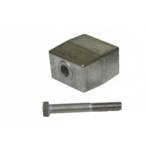 Navalloy Anode Side Pocket Anode