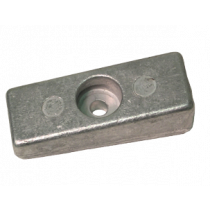 Navalloy Side Pocket Anode Mercury 826134T & Honda 41109-ZW1-003