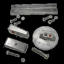 Aluminum Anode Kit Navalloy, Verado 4/ Optimax