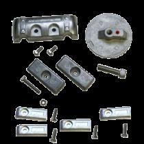 Aluminum Anode Kit Navalloy Verado 6