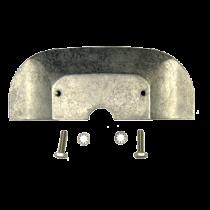 Mercury Aluminium Anodes Navalloy Alpha Cavitation Plate