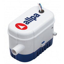 allpa Bilge Pumps with removable Check Valve