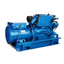 Solé marine diesel generating sets without soundproof box, 3000 RPM