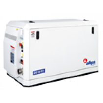 Solé marine diesel generating sets with soundproof box, 1500 RPM