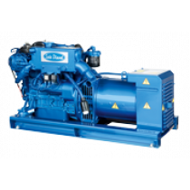 Solé marine diesel generating sets without soundproof box, 1500 RPM