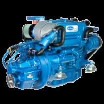 Solé SM-82 Marine engine with gear box