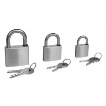 allpa Stainless steel Padlock with stainless steel Shackle