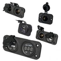 allpa waterproof DC installation plugs