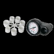 Pressure Gauge for Item Code 026004 & 026006 ( including adapter kit )