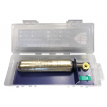 Replacement Co2 Cylinders Halkey Roberts 60gr complete for Automatic Vests