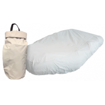 Inflatable boat cover heavy duty