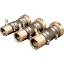 allpa Water lubricated Bronze, Self-aligning inner Bearing with dual lip seal