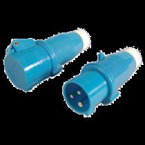 EURO Power Plug & Connector 3-pole, Universal, 230V