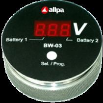 """allpa battery watch monitor model """"BW-03"""""""