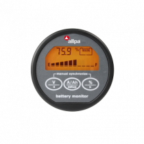 allpa E-xpert Lite high precision battery monitors