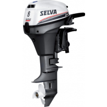 Selva Outboard Engine Ray 8