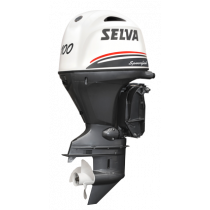 Selva Outboard Engine Spearfish 100, E.ST.L.PT., 100 HP