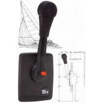 Dual Action Side Mount Control B80/S specially designed for Sail Boats