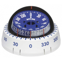 "Ritchie binnacle mount compass model ""Tactician XP-98W"""