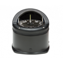 "Ritchie Compass model ""Helmsman"", HD-744, 12V, Binnacle Mount Compass, Dial Ø93,5mm / 5º, Black"