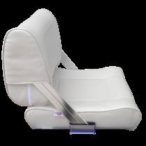 "Athene ""Flip-Back"" boat chair, white"