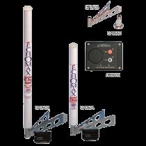 ECHOMAX ACTIVE-X-Band en ACTIVE XS-Dual Band radardoelversterkers