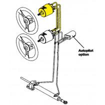 Seastar Set for Inboard Steering System 1 t/m 3 for 2nd Helm