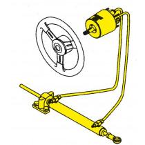 Seastar Hydraulic Inboard Steering System-2 / 66kgm
