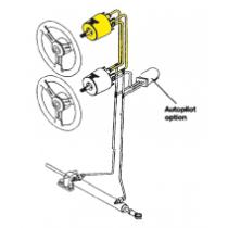 Seastar Set for Inboard Steering System 5 for 2nd Helm