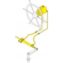 SeaStar / Capilano Hydraulic Inboard Steering System-6 / 151kgm