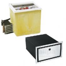 Special installation refrigerators