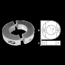 Aluminum Anoden for Propeller Shaft, ring shaped