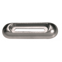 Zinc anodes bolt mounting