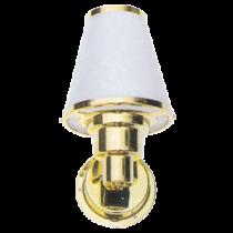 Cabin glow lamp brass