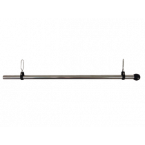 Stainless steel pennant bar