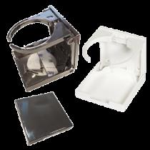 Drink holder nylon, folding and adjustable
