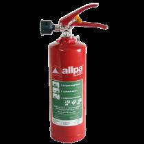 allpa ecocold spray foam extuinguisher 2L