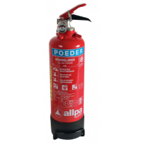 allpa dry powder extuinguisher 1kg