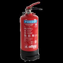 allpa dry powder extuinguisher 2kg