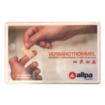 """allpa first aid box type """"B"""", standard contents"""